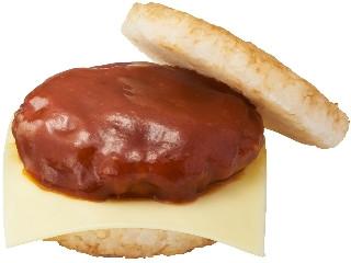 モスバーガー にこモスライスバーガー くまもとSPF豚&熊本県産トマト使用