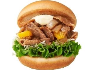 モスバーガー 東北産豚の仙台みそ焼きバーガー