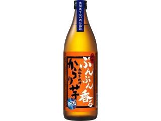 サッポロ 本格芋焼酎 からり芋ぷんぷん香る新酒 瓶720ml