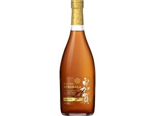 熟成濃厚梅酒 白加賀 瓶720ml