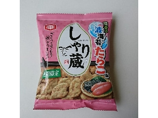 亀田製菓 しゃり蔵 磯香る 波海苔たらこ味 36g