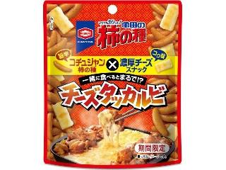 亀田製菓 亀田の柿の種 チーズタッカルビ風 袋35g