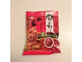 亀田製菓 技のこだ割り 花椒香る麻辣醤油味 袋45g