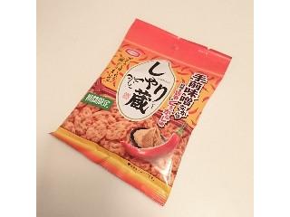 亀田製菓 しゃり蔵 手前味噌ながら自慢の旨辛とうがらし味 袋38g