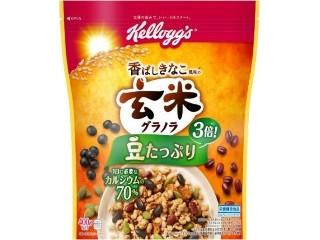 ケロッグ 玄米グラノラ 香ばしきなこ 袋400g