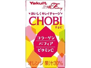 ヤクルト CHOBI パック65ml