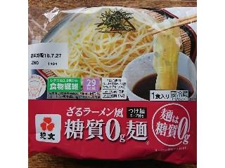 紀文 ざるラーメン風 糖質0g麺 袋205g