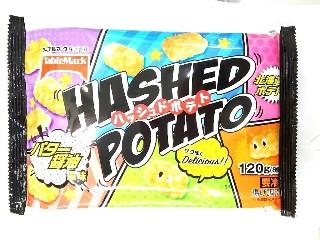 テーブルマーク ハッシュドポテト バター醤油風味 袋120g