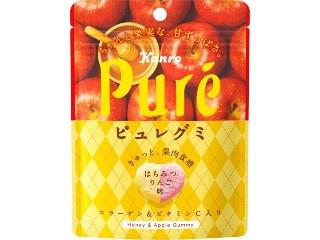 ピュレグミ はちみつりんご