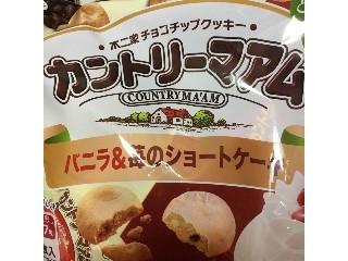 不二家 カントリーマアム バニラ&苺のショートケーキ バニラ11枚苺のショートケーキ7枚