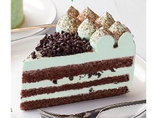 不二家 チョコミントケーキ