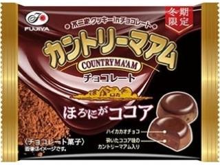 カントリーマアムチョコレート ほろにがココア