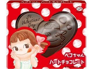 ペコちゃん ハートチョコレート