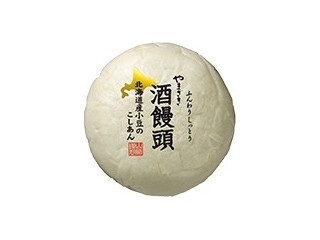 ヤマザキ 酒饅頭 北海道産小豆のこしあん 袋1個