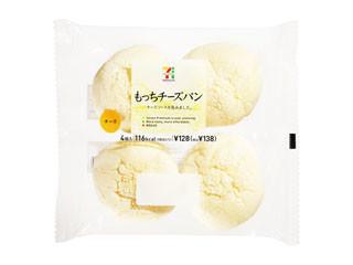 セブンプレミアム もっちチーズパン 袋4個