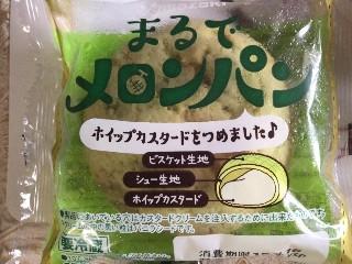 ヤマザキ まるでメロンパン 袋1個
