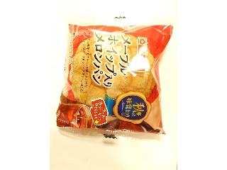 ヤマザキ メープルホイップ入りメロンパン 袋1個