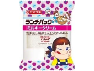 ヤマザキ ランチパック ミルキークリーム 袋2個