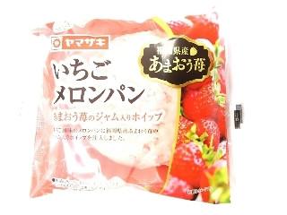 ヤマザキ いちごメロンパン 袋1個