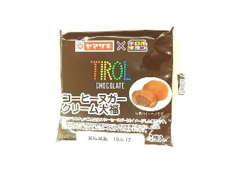 チロルチョコ コーヒーヌガークリーム大福