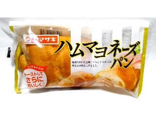 ハムマヨネーズパン