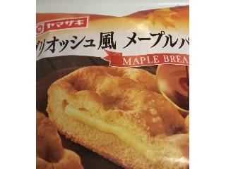 ヤマザキ ブリオッシュ風 メープルパン