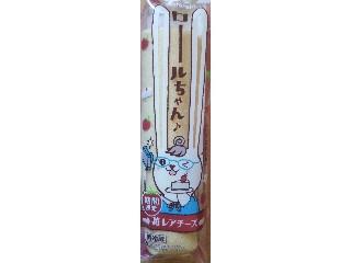 ロールちゃん 苺レアチーズ