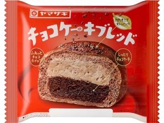 チョコケーキブレッド