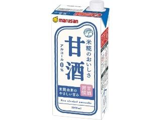 マルサン 甘酒 パック1000ml