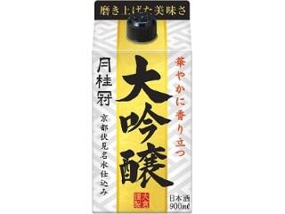 月桂冠 大吟醸 パック900ml