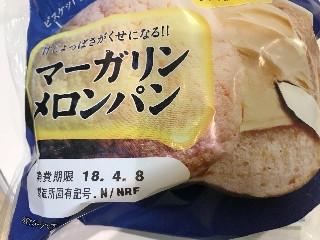 マーガリンメロンパン
