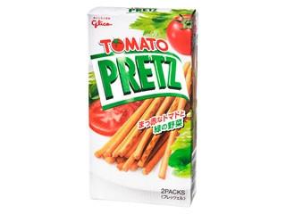 グリコ トマトプリッツ 箱60g