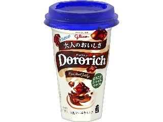 グリコ ドロリッチ ほろにがコーヒーゼリー カップ180g