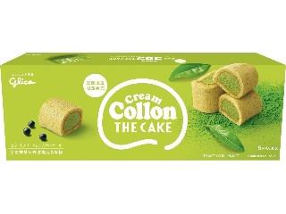 グリコ クリームコロン THE CAKE 箱5包