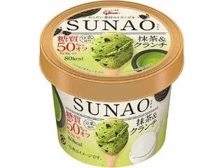 SUNAO 抹茶&クランチ