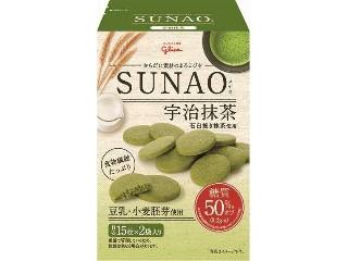 SUNAO ビスケット 宇治抹茶
