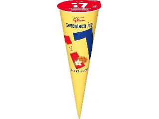 セブンティーンアイス ワッフルコーンバニラ