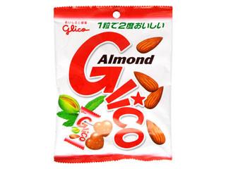グリコ アーモンドキャラメル 袋82g