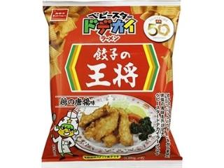 おやつカンパニー ベビースタードデカイラーメン 餃子の王将 鶏の唐揚味 袋66g