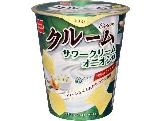 クルーム サワークリームオニオン味