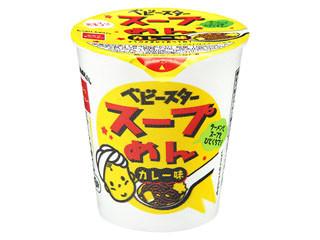 おやつカンパニー ベビースタースープめん カレー味 カップ40g