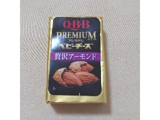 Q・B・B プレミアムベビーチーズ 贅沢アーモンド 袋15g×4