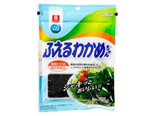 理研 ふえるわかめちゃん 韓国 袋45g