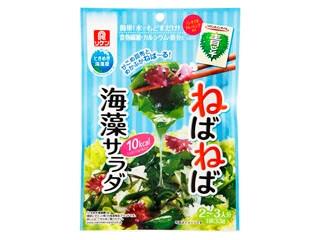 理研 ねばねば海藻サラダ 袋33g