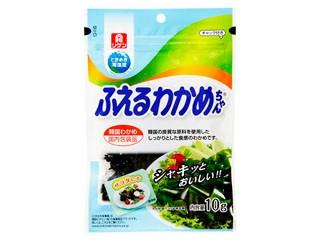理研 ふえるわかめちゃん 韓国 袋10g