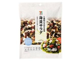 セブンプレミアム 海藻サラダ 袋40g