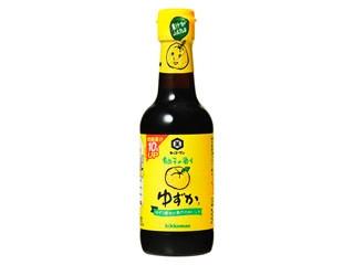 キッコーマン 柚子の香り ゆずか 瓶250ml
