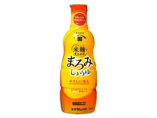 ヒゲタ 米麹でまろやか まろみしょうゆ ボトル360ml