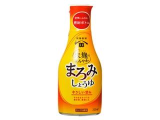 ヒゲタ 米麹でまろやか まろみしょうゆ ボトル200ml