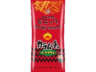 コイケヤ コイケヤミニッツ スティックカラムーチョ ホットチリ味 袋40g